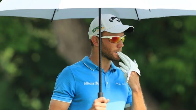 European Tour: Max Kieffer startet mit Luft nach oben ins Turnier