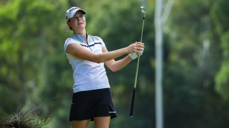 Ladies European Tour: Esther Henseleit wieder in den Top 10