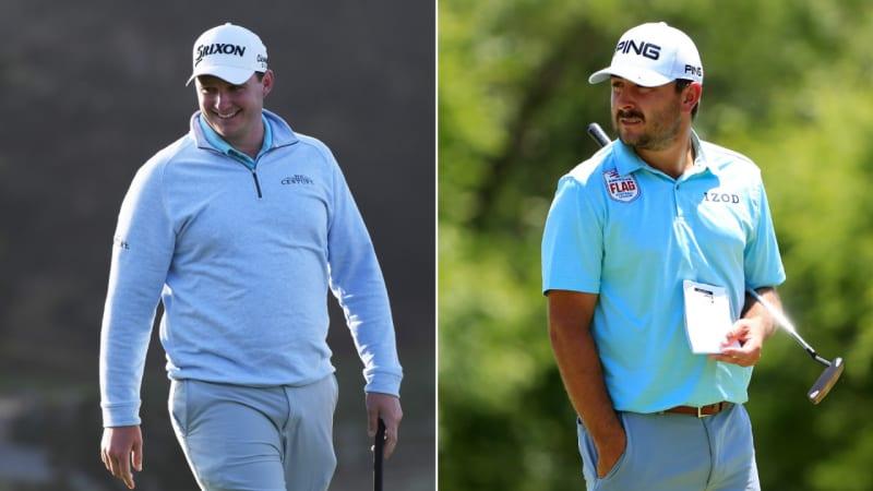 PGA Tour: Sepp Straka und Stephan Jäger oben dabei