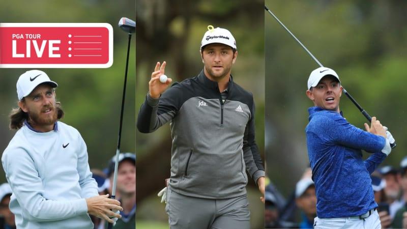 PGA Tour LIVE: Wer holt sich die Trophäe bei der Players Championship?