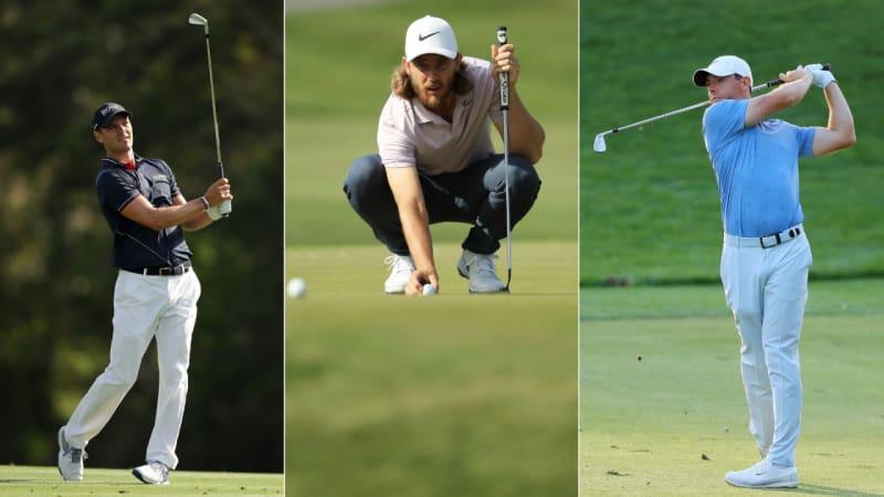 PGA Tour: McIlroy und Fleetwood in Führung, Kaymer arbeitet sich nach vorn