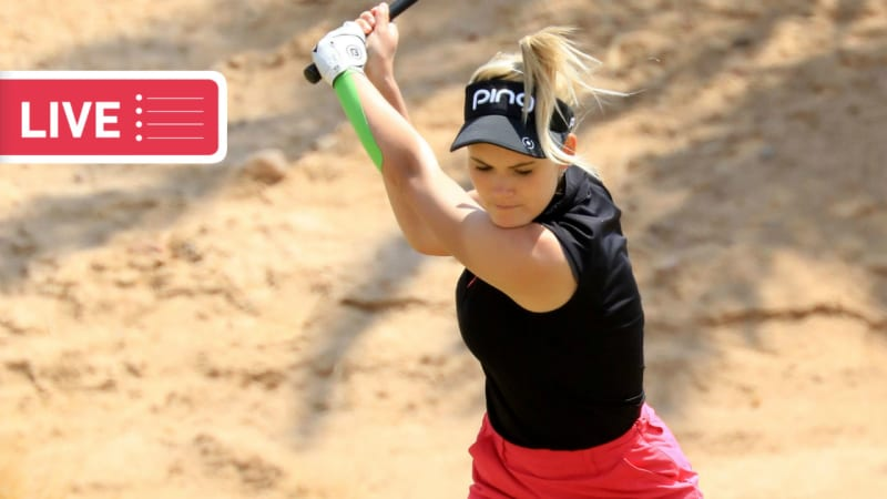 Jordan Mixed Open LIVE: Laura Fünfstück im Finale