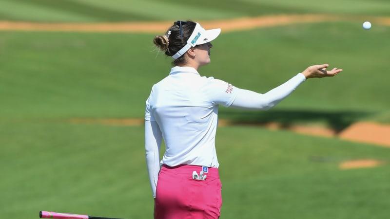 LPGA Tour Tee Times: Sandra Gal startet zur Mittagszeit