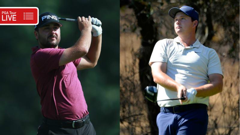 PGA Tour LIVE: Stephan Jäger und Sepp Straka bei der Valero Texas Open