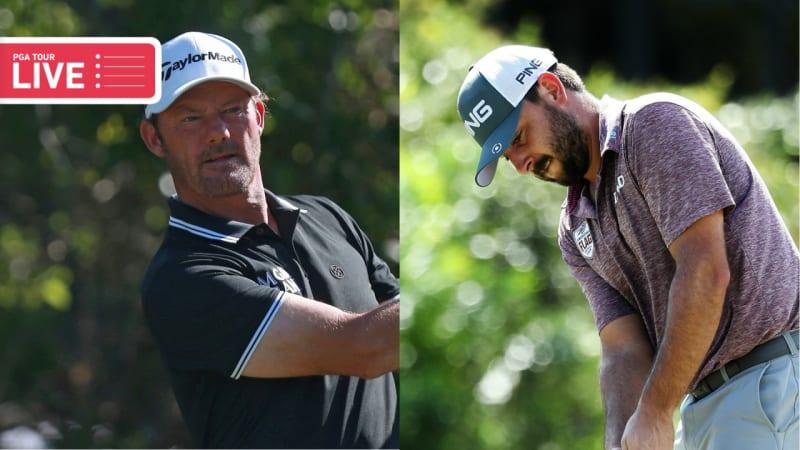 PGA Tour: Alex Cejka und Stephan Jäger in aussichtsreicher Position