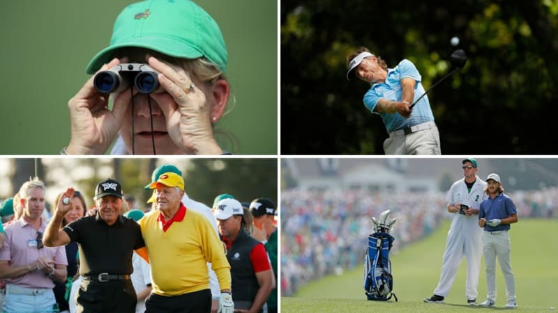 US Masters 2019: Impressionen vom Auftakt aus Augusta