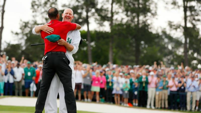 US Masters 2019: Diese Stars gratulieren Tiger Woods