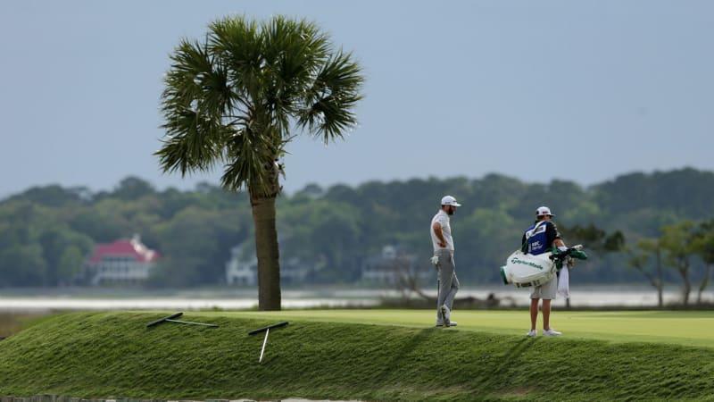 Dustin Johnson steht vor seinem 21. Sieg auf der PGA Tour