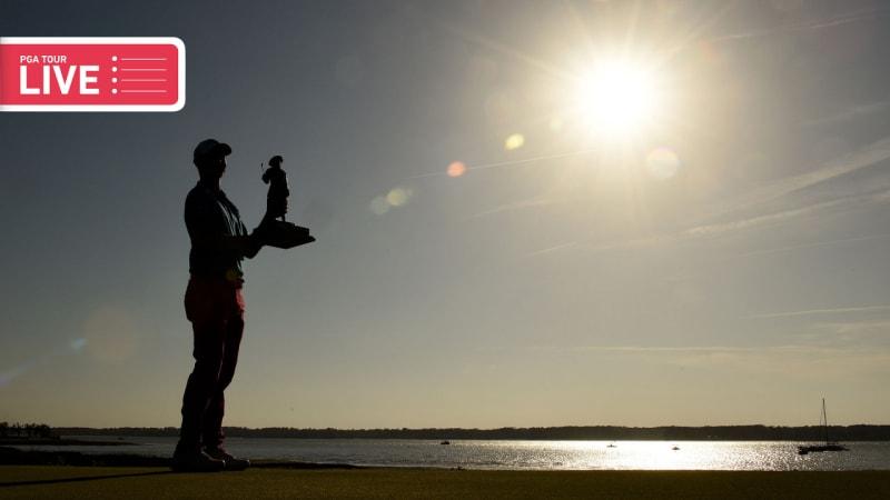 PGA Tour LIVE: Wer holt sich den Titel in Hilton Head Island?