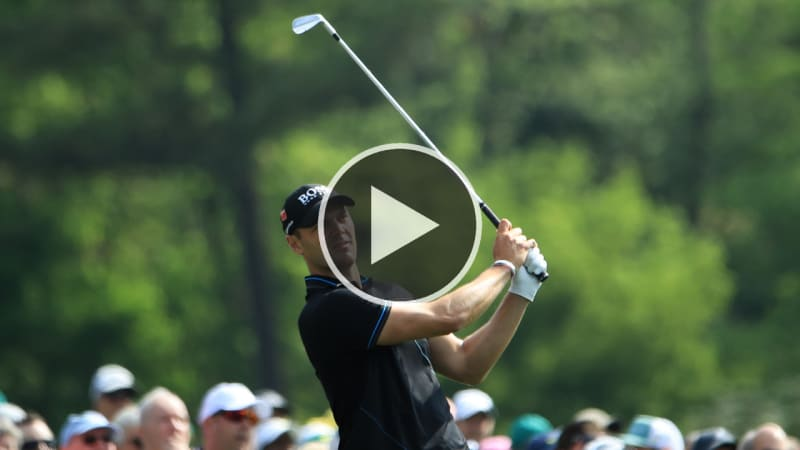 US Masters 2019: Martin Kaymer macht die Partons froh