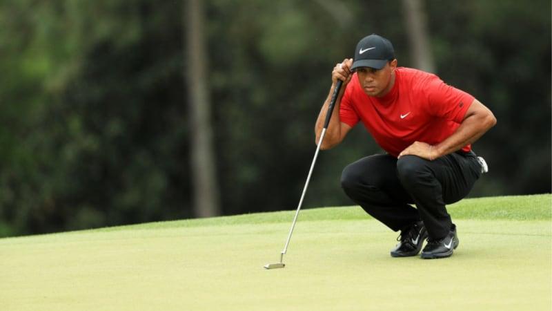 WITB 2019: Tiger Woods gewinnt das US Masters 2019