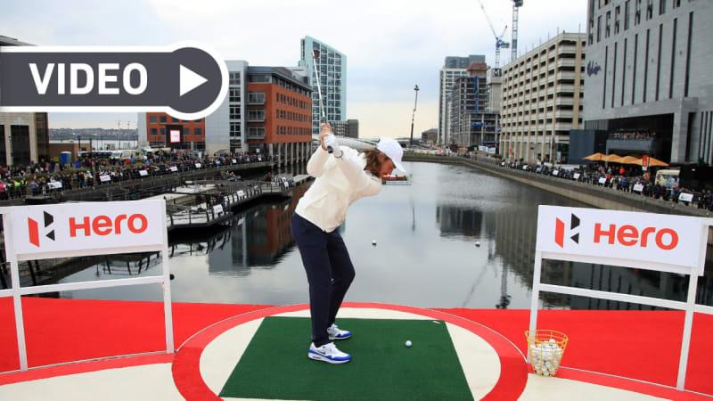 European Tour: Tommy Fleetwood mit Hero-Challenge-Rekord in den Docks von Liverpool
