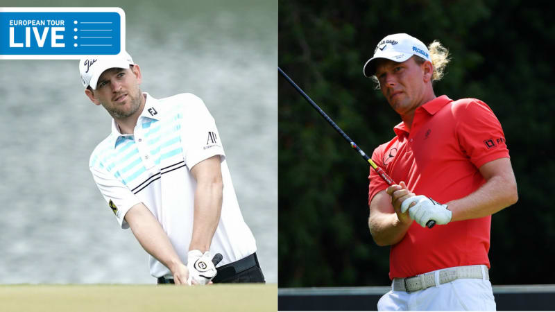 European Tour LIVE: Wiesberger und Siem in Finale der China Open