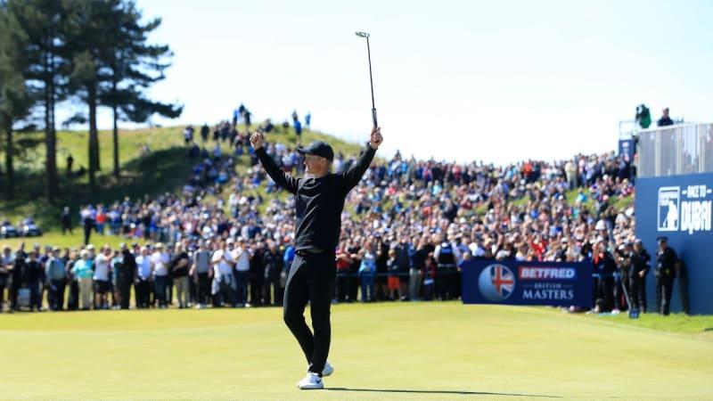 Marcus Kinhult gewinnt British Masters 2019