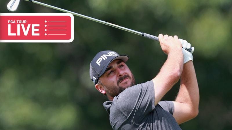 PGA Tour LIVE: Stephan Jäger vervollständigt seine dritte Runde