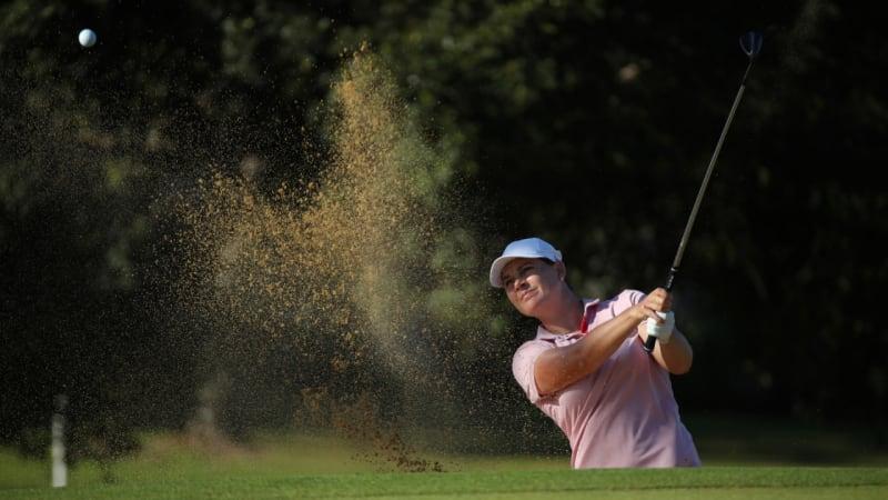 LPGA Tour: Caro Masson mit Leistungssteigerung ins Wochenende