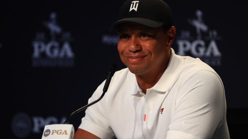 """Tiger Woods vor PGA Championship: """"Mental denke ich immer noch, dass ich 23 bin"""""""