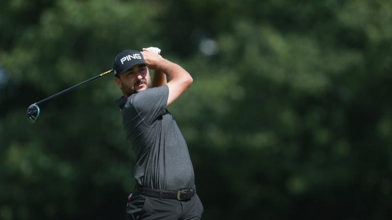 PGA Tour: Stephan Jäger spielt sich mit Birdie-Serie ins Wochenende