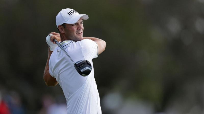 PGA Tour Tee Times: Martin Kaymer gegen Mittag