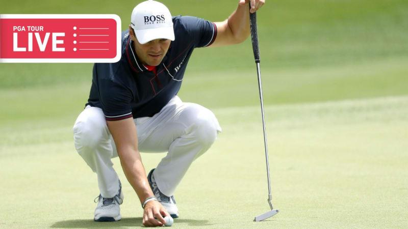 PGA Tour LIVE: Martin Kaymer startet in die zweite Runde der Charles Schwab Challenge