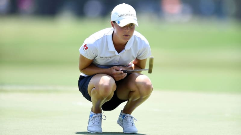 US Women's Open 2019: Esther Henseleit beeindruckt in South Carolina