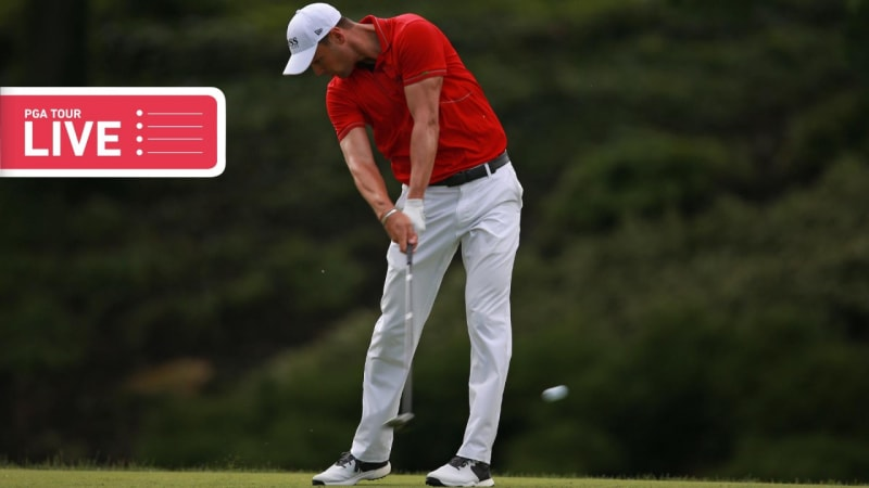 PGA Tour LIVE: Martin Kaymer kämpft um den Sieg