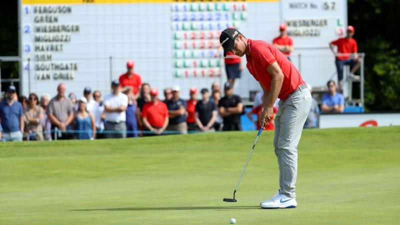 European Tour: Siem und Wiesberger scheitern im Viertelfinale - Migliozzi triumphiert