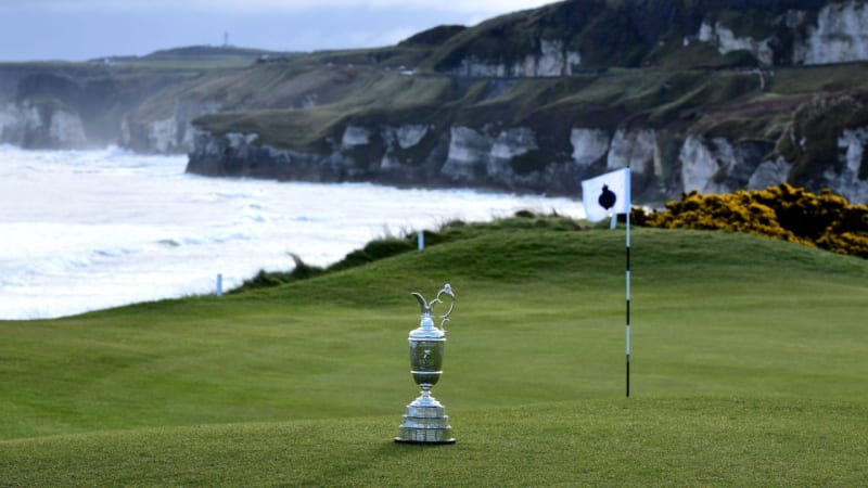 The Open: Royal Portrush - der Schauplatz der British Open