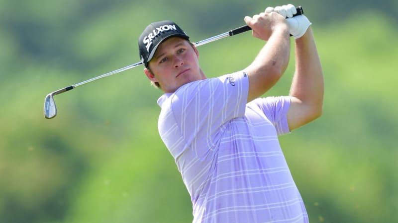 PGA Tour: Sepp Straka startet solide in Kanada, starke Kanadier greifen an