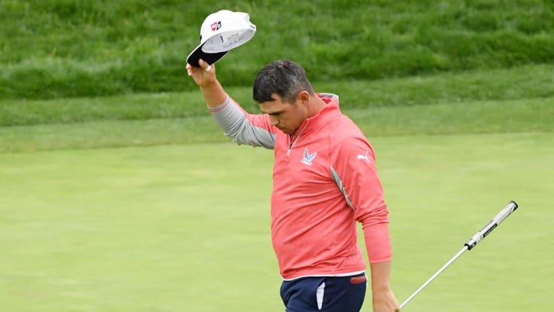 Der verwechselte US-Open-Champion: Sechs Fakten über Gary Woodland