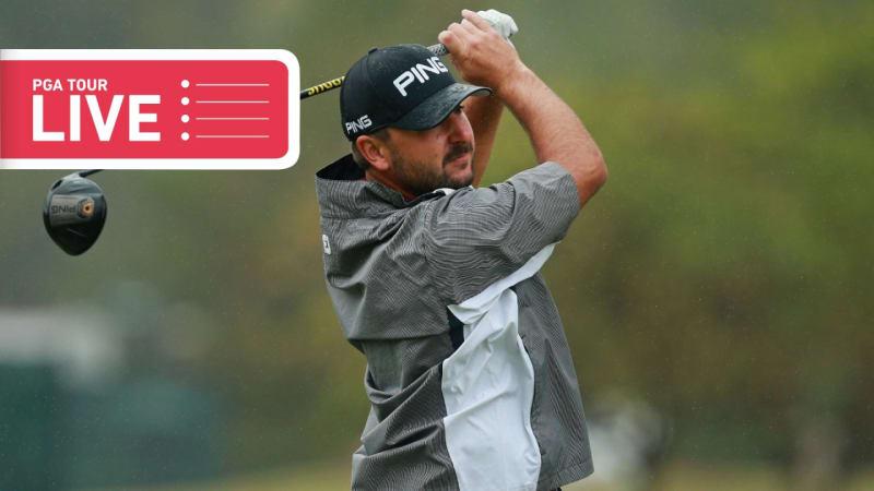 PGA Tour LIVE: Stephan Jäger startet ins Finale