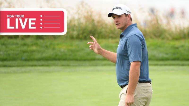 PGA Tour LIVE: Sepp Straka im Finale der John Deere Classic