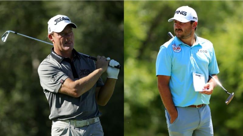 PGA Tour Tee Times: Alex Cejka und Stephan Jäger starten am Abend