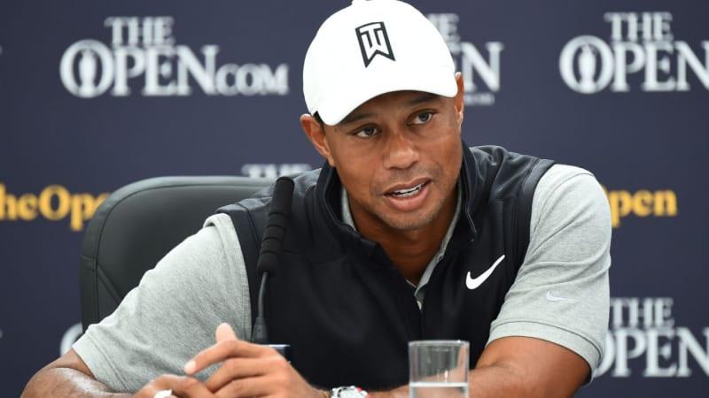 """""""Ich habe keine Antwort von Brooks bekommen"""" -  Stimmen vor der British Open"""