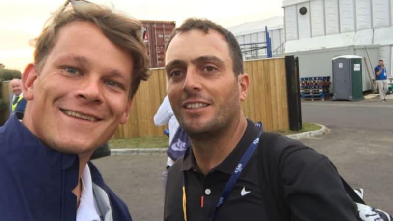 Golf Post LIVE vor Ort bei der British Open 2019
