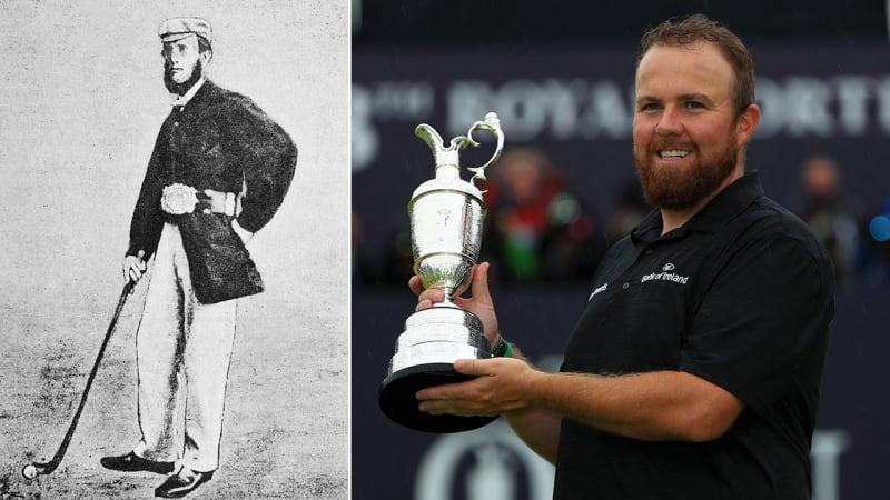 Von Willie Park Sr. bis Shane Lowry - Alle British-Open-Sieger