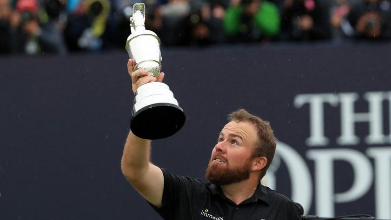 Shane Lowry gewinnt die British Open 2019