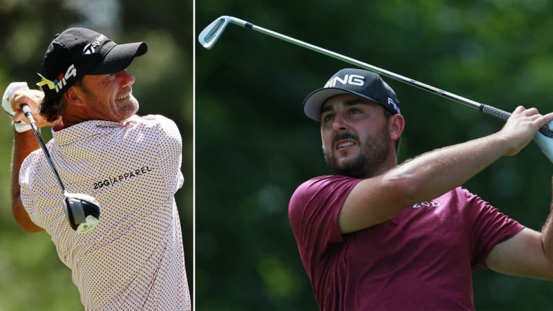 PGA Tour Tee Times: Alex Cejka und Stephan Jäger am Abend