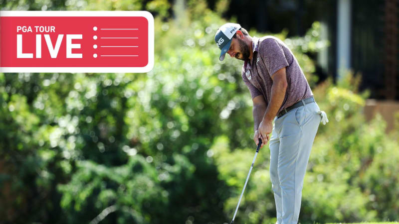 PGA Tour LIVE: Die 3M Open in Minnesota
