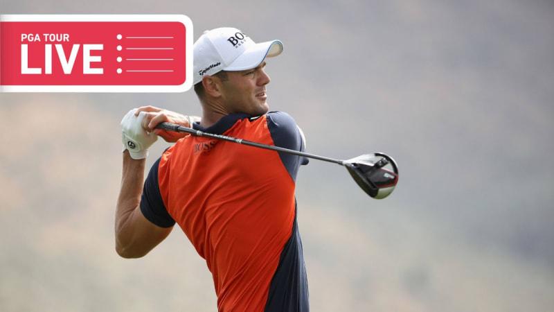 PGA Tour LIVE: Martin Kaymer auf der finalen Runde