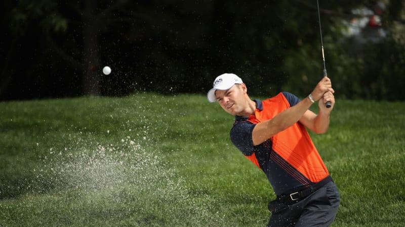 PGA Tour Tee Times: Martin Kaymer teet am Abend in Greensboro auf