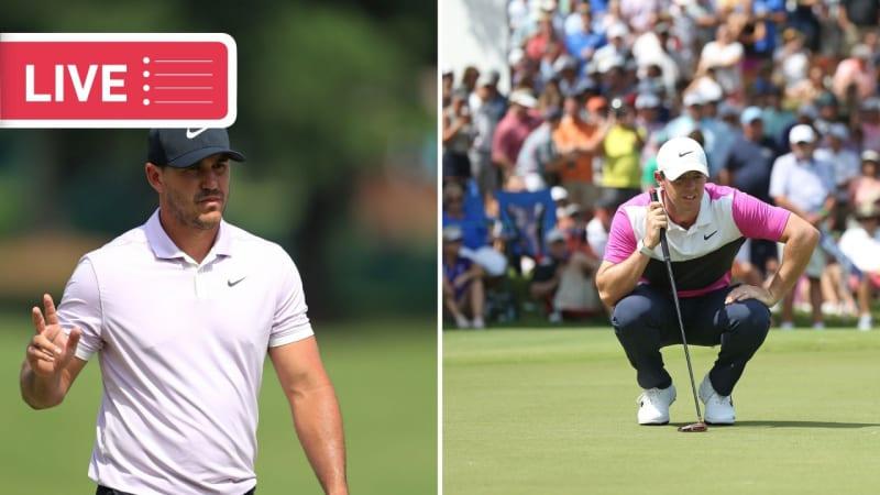 World Golf Championship LIVE: Das direkte Duell der Giganten