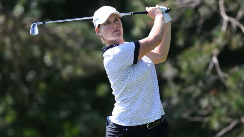 LPGA Tour: Caro Masson hat die Spitze fest im Blick