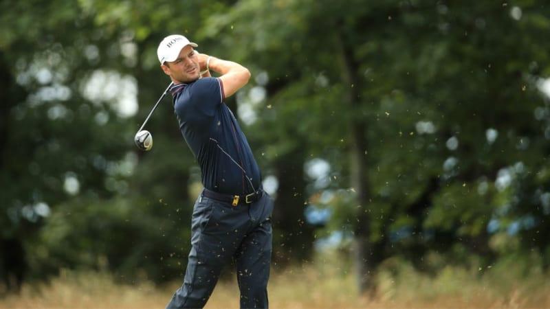 European Tour: Martin Kaymer mit solidem Turnierstart