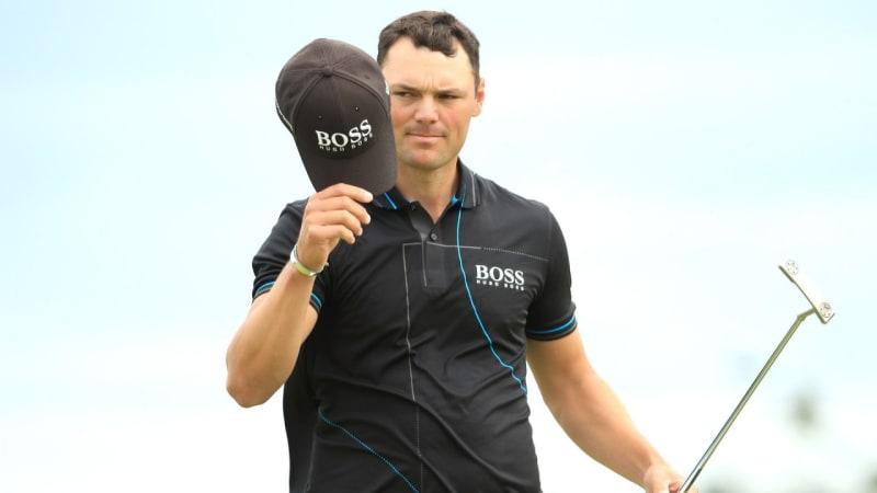 European Tour: Kaymer unter Par, Wiesberger mit Fabelrunde