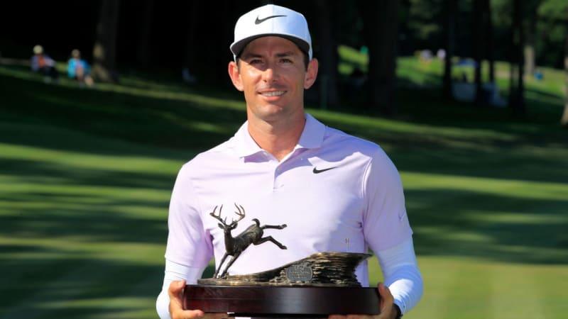 Dylan Frittelli gewinnt erstmals auf der PGA Tour