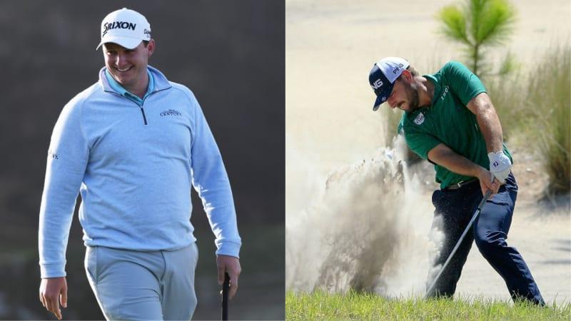 PGA Tour Tee Times: Stephan Jäger und Sepp Straka gegen Mittag