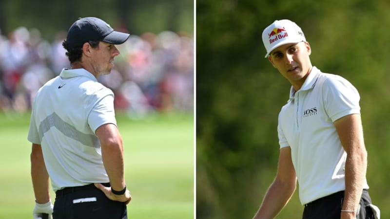 European Tour: Matthias Schwab und Rory McIlroy kämpfen um die Spitze