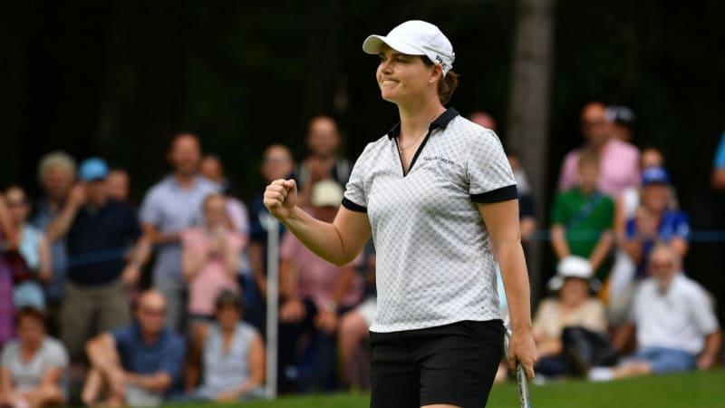 Women's British Open: Masson wackelt, zielt aber weiter auf die Top 10