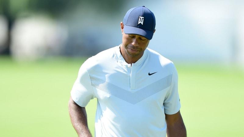 PGA Tour: Tiger Woods zieht von Northern Trust zurück